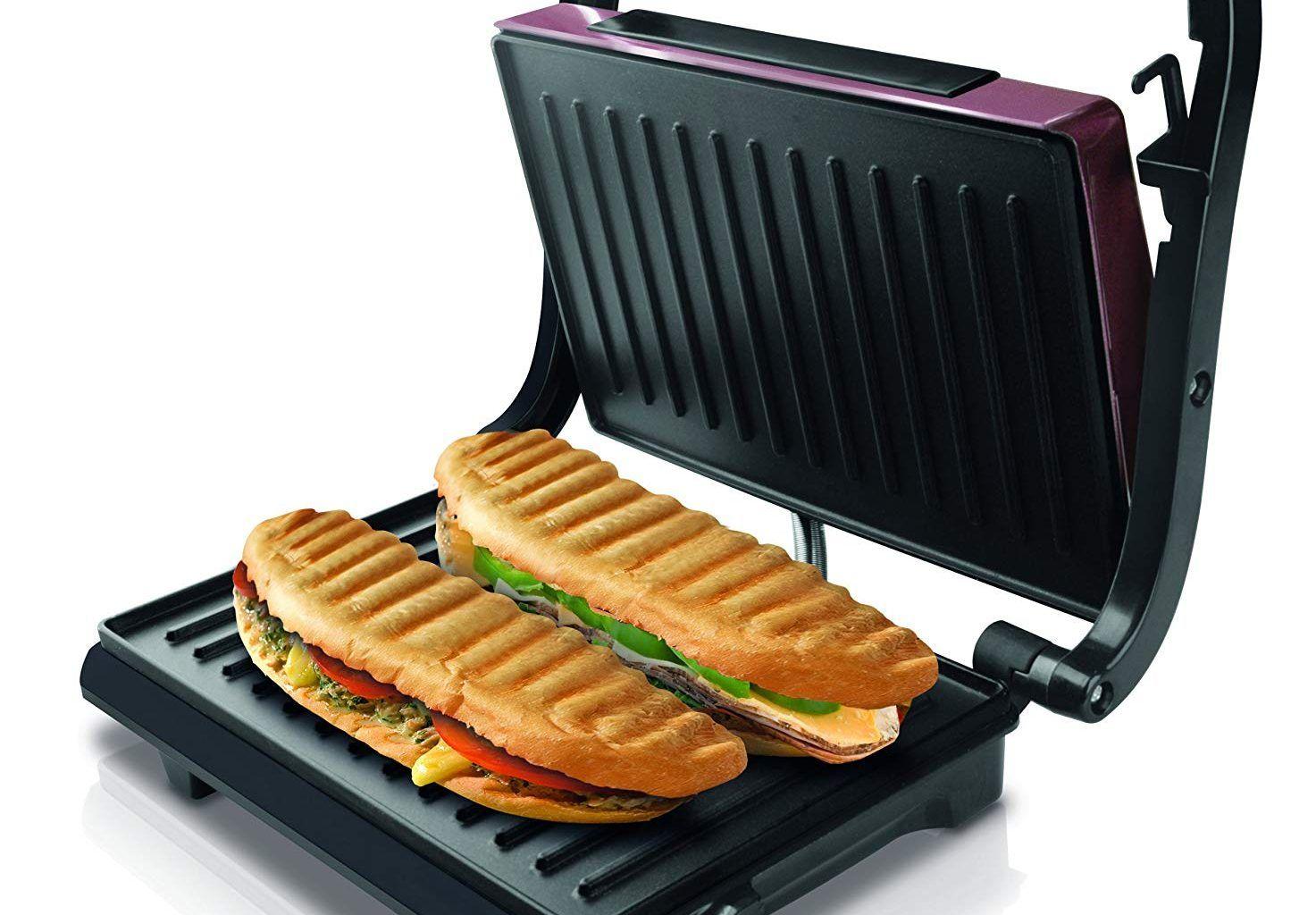 Sandwichera Taurus Grill & Toast
